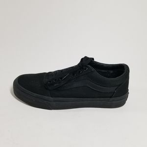 Men's Lace Up Vans Solid Mens Skater Shoes